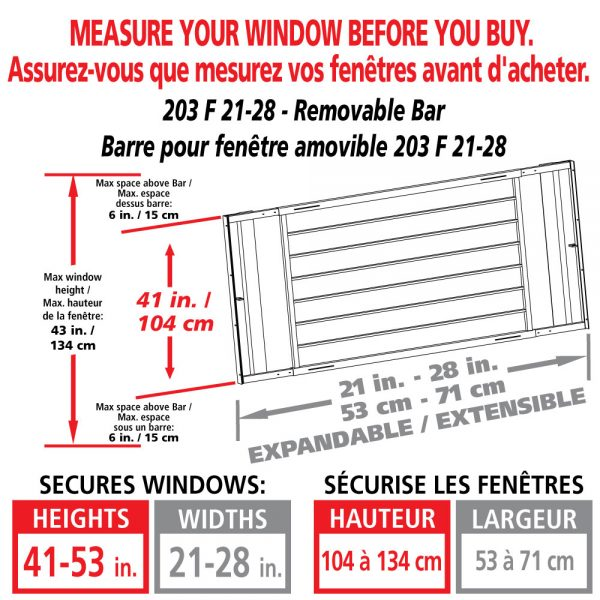 Measure your Window Before you Buy